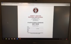 Becton Student/Parent Handbook goes digital