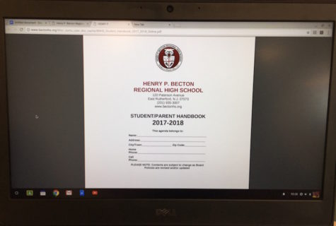 Becton administration successfully implements 1:1 Chromebook Roll-Out