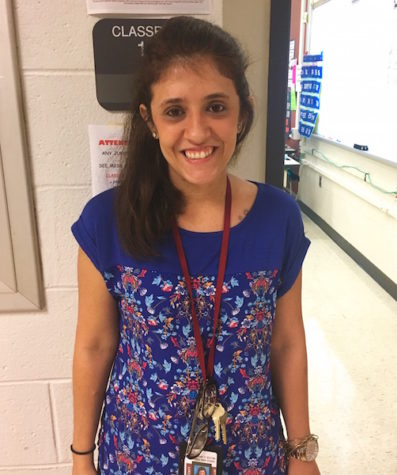 Art Teacher Ms. Maturo joins Becton staff