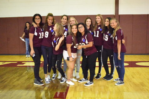 Volleyball Coach O'Driscoll focuses on teamwork, communication
