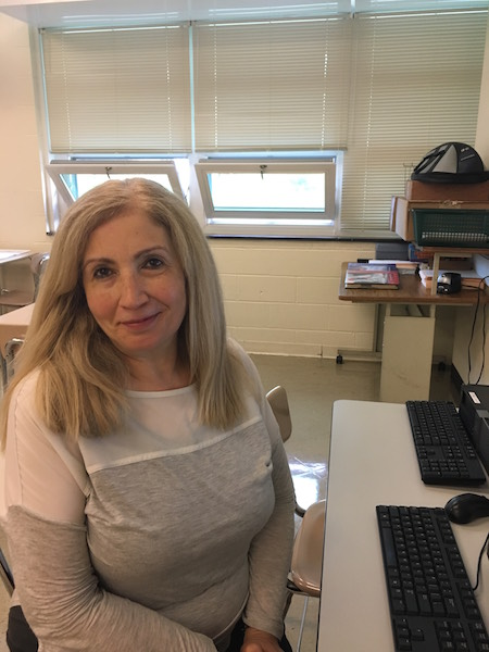 Mrs. Termanini teaches Algebra I, Algebra II and geometry classes.