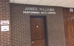 Becton Performing Arts Center dedicated to former teacher Mr. James Williams