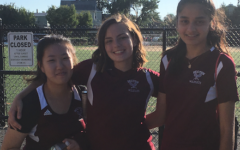 Captains Sewastianowicz & Kanani lead girls' tennis team