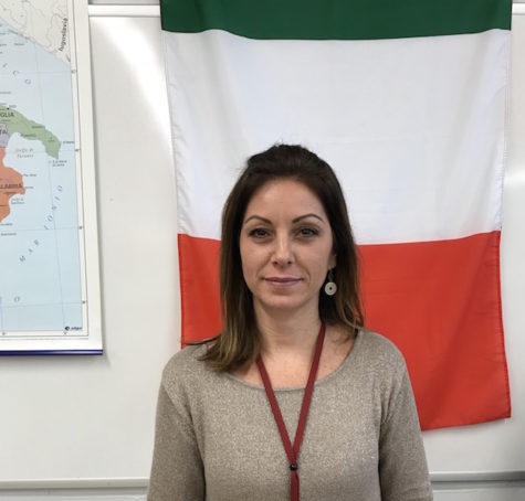 The grant that Mrs. Bonanno received will be used to buy new Italian textbooks.