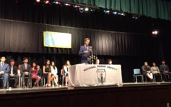 National Honor Society Ceremony recognizes 14 inductees