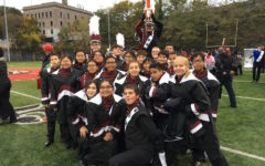 Becton Band receives new uniforms after one decade