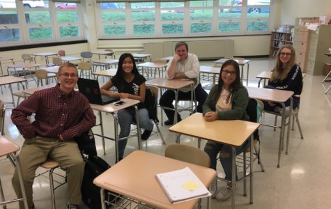 The debate team will be attending Model Congress at Yale University in December and at the University of Pennsylvania in March.