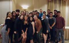Becton students help make annual Senior Senior Prom a memorable event