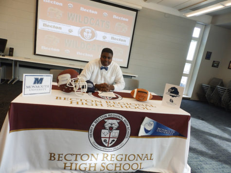 Becton's Anderson commits to Monmouth University, receives full scholarship