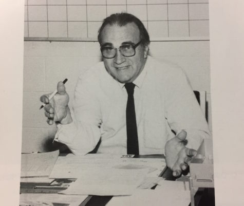 Becton community mourns the loss of Mr. Joseph Morris