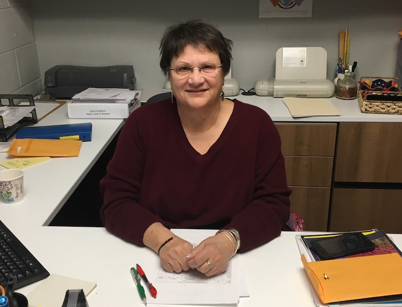 Special Education Supervisor Ms. Angela Durso has joined Becton's Child Study Team.