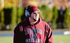 Mr. Jay Longo played Becton Football while attending the high school from the years 1994 through 1998.