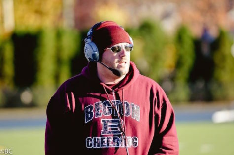 Becton alumnus, Jay Longo, volunteers to coach Becton Football