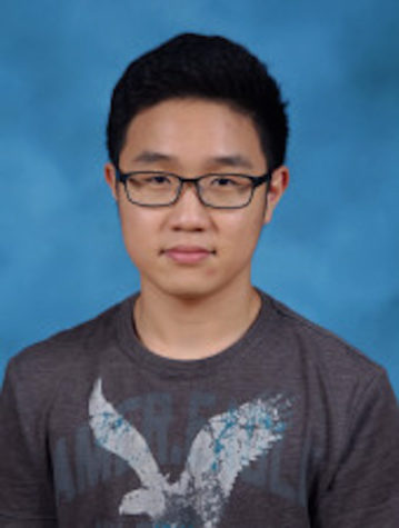 Austin Kim has been chosen as March Student of the Month.