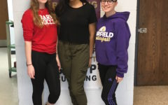 Becton's DeCarlo, Nuila & Zuwatsky to attend 2018 Girls' Career Institute