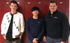 Juniors Spirenkov, Novello & Lee to attend Boys State in June
