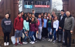SAT/ACT Prep class gets a taste of campus life at Ramapo College