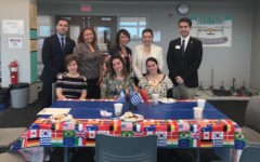 Spanish Language Instructor Ms. Ruiz organizes Multicultural Exchange Assembly