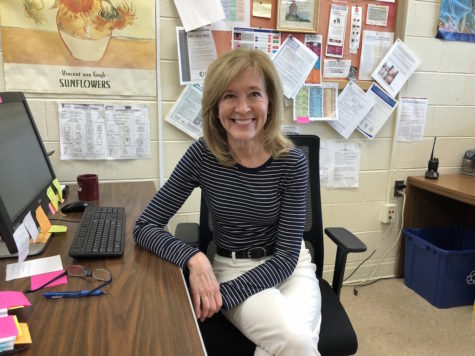 School Nurse Ms. Dumansky set to retire this June