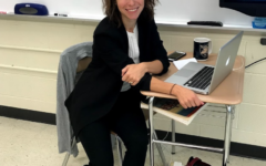 Mrs. Robitaille completes student teaching experience alongside Mr. Carr