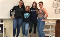 Seniors Nuila, Kruse, DeCarlo & Squeo selected as Class of 2019 officers