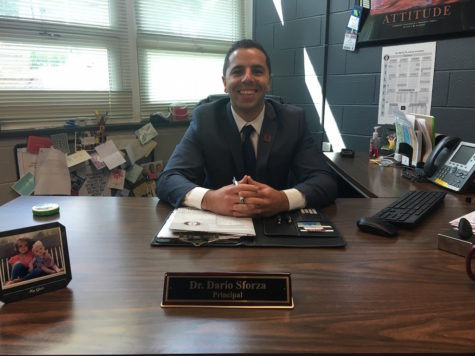 Dr. Sforza appointed as Becton Regional H.S. Acting Supt./Prin.