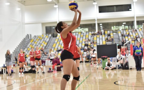 Senior Nuila brings home medal from Down Under Volleyball Invitational