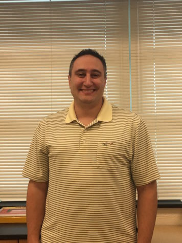 Mr. Cantatore to coach boys tennis team