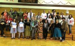 2018 Becton Reg. High School Halloween