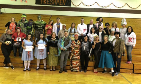 2018 Becton Reg. High School Halloween
