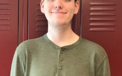 November Student of the Month: Justin Wojna