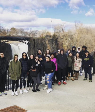 Field trip strengthens students' understanding of U.S. History II curriculum
