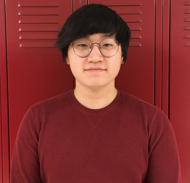 December Student of the Month: Gene Lee