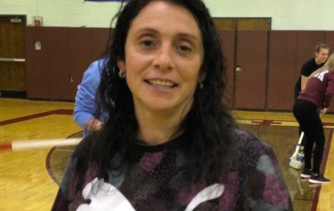 Ms. Giancaspro, Phys. Ed.