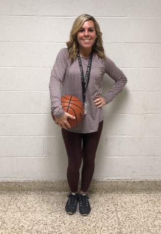 Ms. O'Driscoll becomes assistant coach for Becton Girls Basketball Team