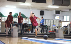 Senior Deliantis recognized for top bowling performance but still aims to improve
