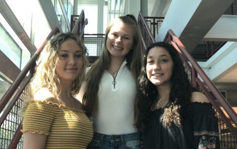 Carlie Koziol, Alyssa Nozka & Gianna Penna
