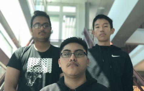 Krish Patel, Pablo Bravo & Joseph Chang