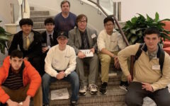 Debate team members continue to develop skills at PENNMC