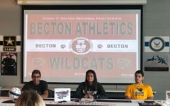 Reynoso, Ariza & Korabi commit to continue athletic career