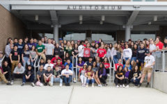The Class of 2019 participated in College Commitment Day on May 1.
