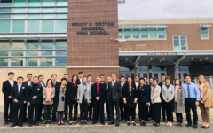 Chinese Delegates Admire Becton Technology