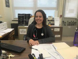 New Nurse Navigates Becton