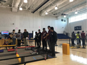 Senior Dylan Valenzuela Reflects on his Time as Team Leader of Robotics