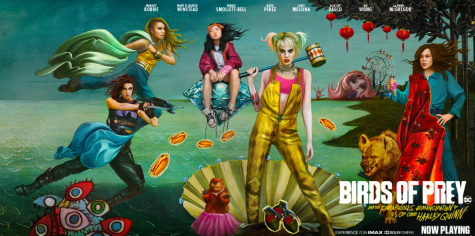 Review: Birds of Prey (And The Fantabulous Emancipation of One Harley Quinn) is simple fun.