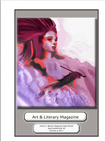 The Images Art & Literary Magazine continues to show off the talents of Becton students.